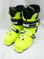 GRIP WALK JUNIOR スキーブーツ/21.5cm/YLW/ジュニア