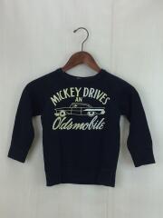 MICKEY DRIVES スウェット/110cm/コットン/3757455