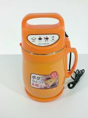 スープメーカー minish DSMW-148OR [オレンジ] 真空2層ポット