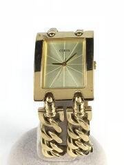 クォーツ腕時計/U1117L2/アナログ/ステンレス/GLD/GLD
