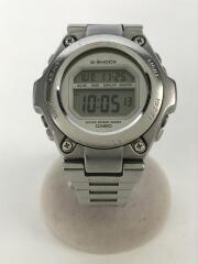 腕時計/デジタル/ステンレス/SLV/SLV/MRG-100/ジーショック