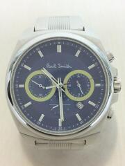 クォーツ腕時計/--/ステンレス/NVY/GN-4W-S/