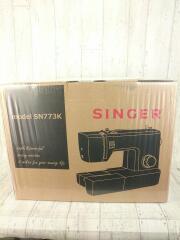 ミシン/SN773k/未開封品/ブラック/付属品完備/シンガー
