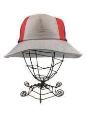 タグ付/MESH HAT CAP/ハット/1(S)/グレー