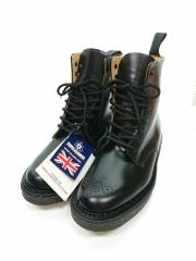 タグ付/未使用品/Derby Boot/レースアップブーツ/6(25cm)/ブラック