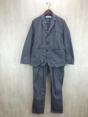 セットアップ/スーツ/DR56-17A002/38/コットン/GRY