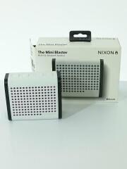 スピーカー THE MINI BLASTER ポータブルワイヤレススピーカー