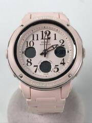 クォーツ腕時計・Baby-G/デジアナ/G-SHOCK/BGA-150EF/ベビージー