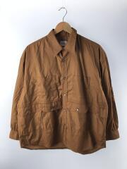 長袖シャツ/Eddie Shirt 20FW/4/コットン/BRW/PFD-SH03
