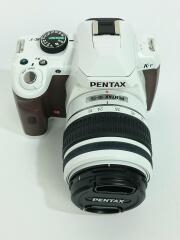 デジタル一眼カメラ PENTAX K-r ダブルズームキット [ホワイト]