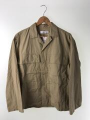 STEVENSONS MILITARY SHIRT/GM191-50022//長袖シャツ/2/コットン/BEG