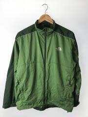 Trek&Field Jacket/NP11705/ナイロンジャケット/M/ポリエステル/GRN
