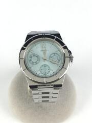 クォーツ腕時計/ルキア/5Y89-0830/クロノグラフ