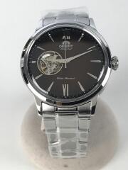 自動巻腕時計/アナログ/ステンレス/BRD/SLV