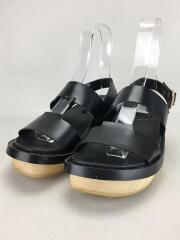 サンダル/38/ブラック/300BS255-1980