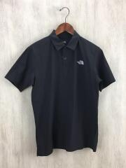S/S Active Polo Shirt/アクティブポロシャツ/ポロシャツ/M/ブラック/NT21990