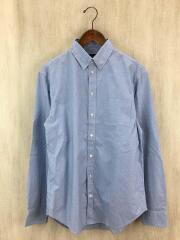 長袖シャツ/ドレスシャツ/40/コットン/ブルー/W1CM1LW1C10