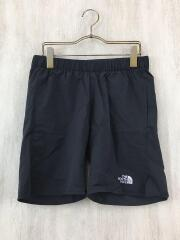 Swallowtail Vent Half pants/ショートパンツ/S/ポリエステル/ブラック/NB41877
