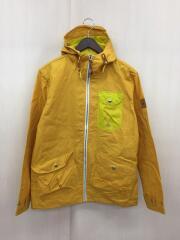 Cornell Port Jacket/コーネルポートジャケット/マウンテンパーカ/S/ナイロン/YLW/黄色
