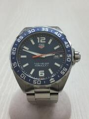 クォーツ腕時計・フォーミュラ1200M43mm/アナログ/ステンレス/BLU/SLV/青/銀色/ダイバーズ FORMULA1