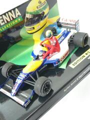 1/43 A.Senna&N.Mansell Williams FW14 1991 540914305 EDITION