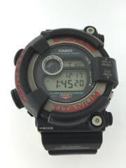フロッグマン/クォーツ腕時計・G-SHOCK/デジタル/BLACK/ブラック