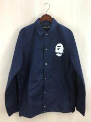 19SS/COACH JACKET/M/ナイロン/NVY
