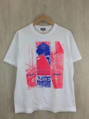 18SS/RATIONALIZATION T/Tシャツ/M/コットン/ホワイト