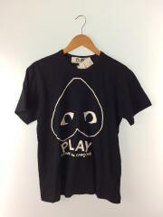 AD2014/Tシャツ/L/コットン/ブラック