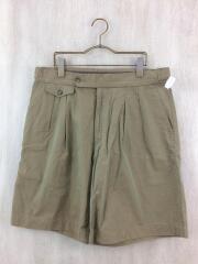 RIVIERA SHORT PANTS/34/コットン/KHK