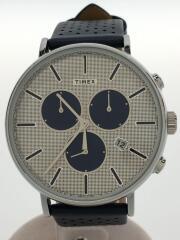 FAIRFIELD SUPERNOVA CHRONOGRAPH/TW2R97700/クォーツ腕時計/アナログ