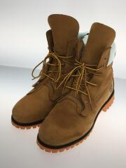6inch Premium Boots/トレッキングブーツ/25.5cm/キャメル/スウェード