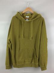 19AW/HOODED SWEAT/19SUC07/パーカー/2/コットン/YLW