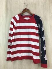 TAKAHIROMIYASHITA The Soloist/44/19SS/Star&Stripes Sweater