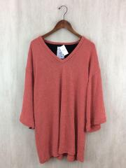 E/R PLAIN STITCH LONG-T/1/レーヨン/ORN