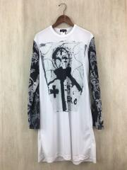 COMME des GARCONS HOMME PLUS/長袖Tシャツ/M/19AW/Jonathan Meese