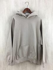 19AW/Stretch Sweat P/O Hoody/KS9FCS05/パーカー/40/コットン/BEG