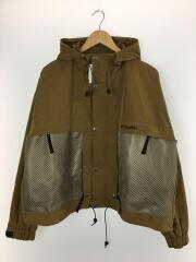 HOCKOMOCK POINT JACKET/M/ナイロン/BEG