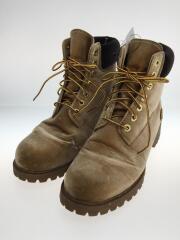 6-Inch Boot/A1Q8L/トレッキングブーツ/26.5cm/BRW/ベロア/汚れ有
