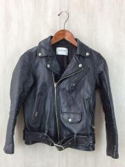 vintage leather riders jacket/1000402411/ダブルライダース/羊革