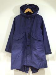 Highland parka cotton double cloth/20817333-20/モッズコート/XS