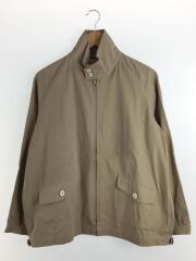 19SS/Cotton Twill Blouson Jacket/BEAMS別注/36/コットン/BEG
