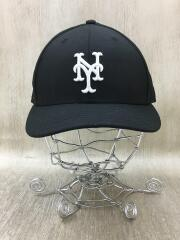 Low Prof 59Fifty Mets Cap/58.7cm/キャップ/ウール/BLK