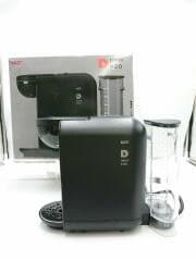 コーヒーメーカー ドリップポッド DP1(K) [カフェブラック]