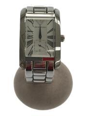 クォーツ腕時計/アナログ/シルバー/AR-0145/コマなし