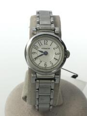 クォーツ腕時計/CA.72.7.14.0872/アナログ/ステンレス/シルバー/小傷有