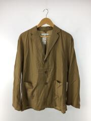 19年モデル//リヨセル・コットン シャツジャケット/M/BEG/UR94-17H004