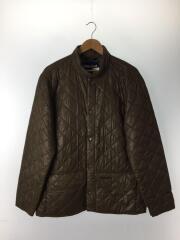 キルティングジャケット/XL/ナイロン/BRW
