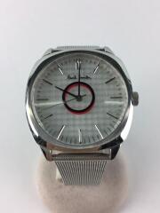 EYES ONE/アイズワン/ソーラー腕時計/アナログ/SLV/E031-S070481