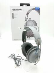 Panasonic/パナソニック/イヘッドホン/RP-HTX70-H/クールグレー/2017/密閉型